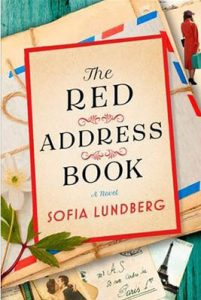 Red Address Book cover