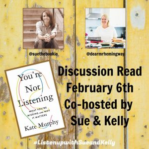 Discussion Read Graphic for Book You're Not Listening