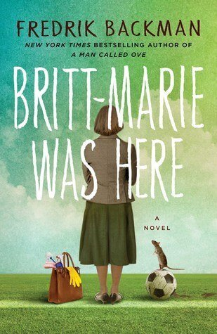 Cover of Britt Marie Was Here