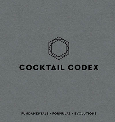 The Cocktail Codex book cover