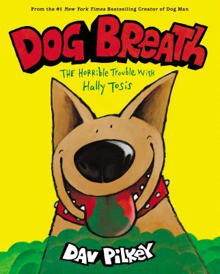 Dog Breath book cover