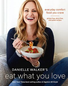 Eat what you love book cover