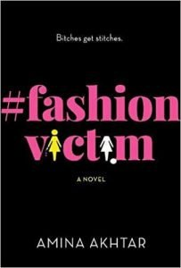 Fashion victim book cover