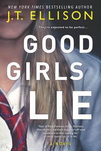 Good Girls Lie book cover