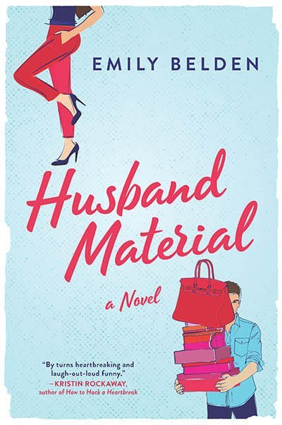 Husband Material book cover