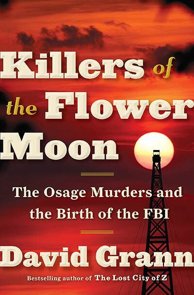 Killers of the Moon Flower book cover