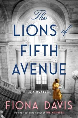 Cover of The Lions of Fifth Avenue