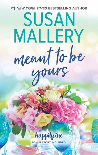 Meant to be yours book cover