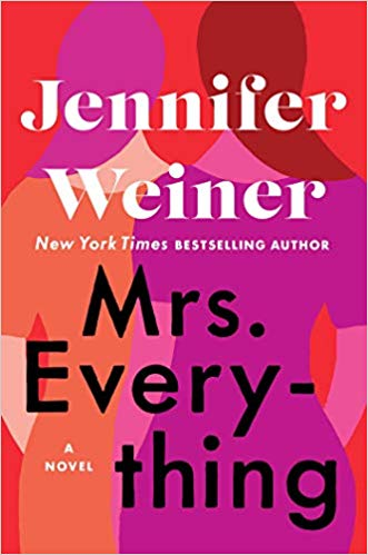 Mrs. Everything book cover