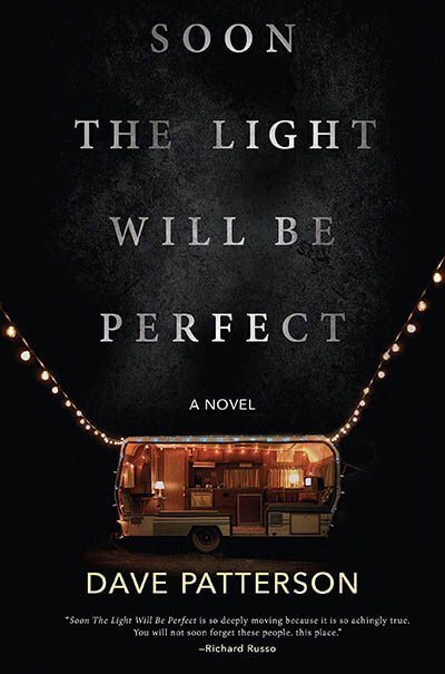 Soon the Light Will Be Perfect book cover
