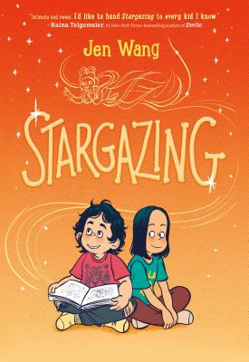 Stargazing book cover