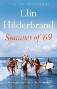 Summer of '69 book cover