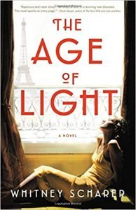 Book cover for the Age of Light