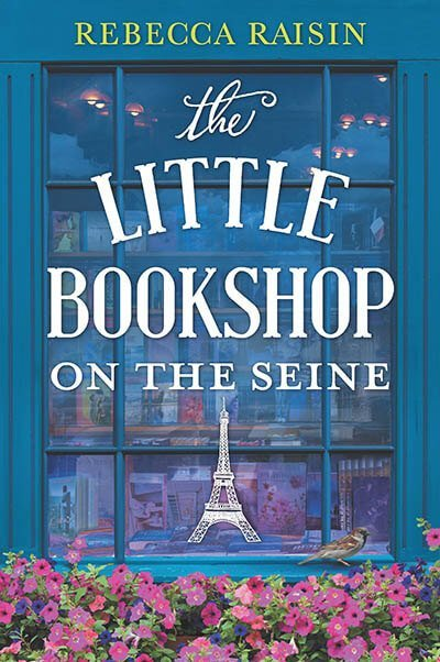 The Little Bookshop on the Seine cover