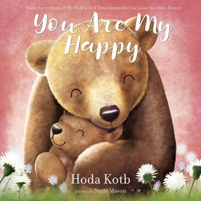 You are my happy book cover