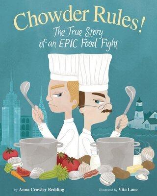 Chowder Rules book cover