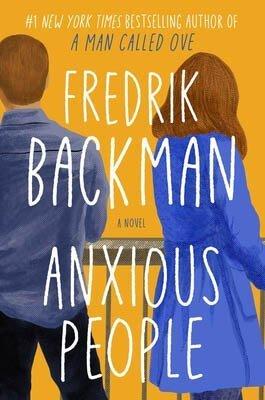 Anxious People Bookcover