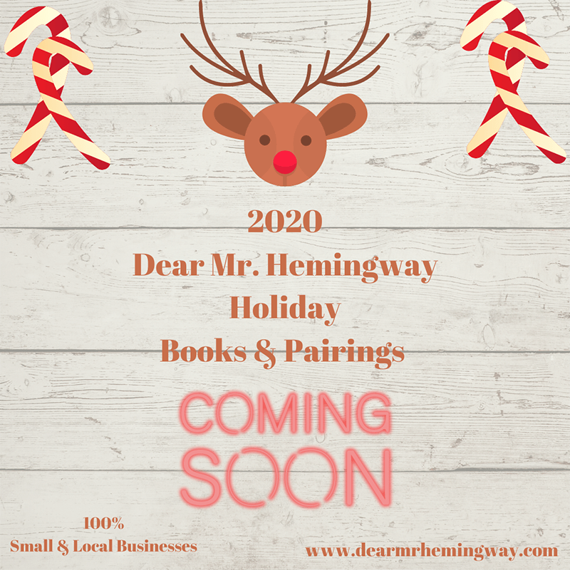 2020 Holiday Pairings Coming Soon Graphic