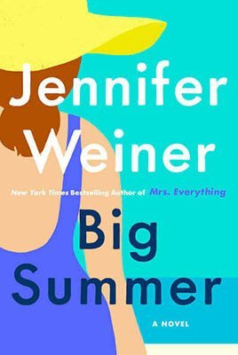 Book cover of Big Summer