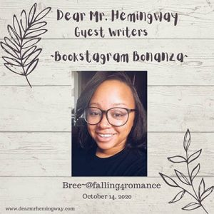 Guest Writer Bree Hill Graphic