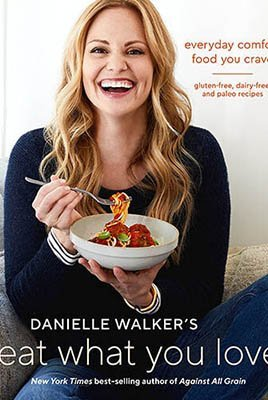 Book cover of Eat What You Love