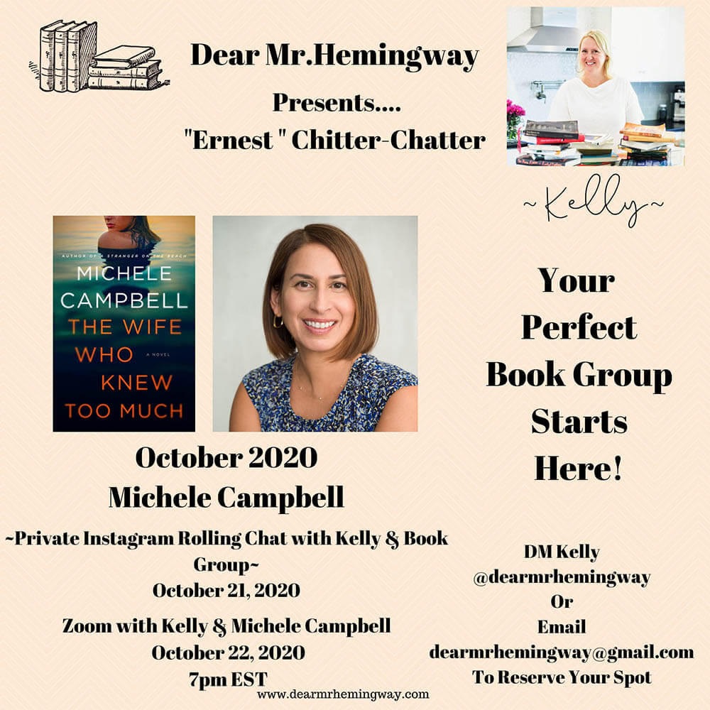 Ernest Chitter Chatter Graphic October 2020