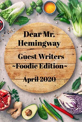 Guest Writers Foodies Graphic