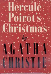 Hercule Poirot's Christmas book cover