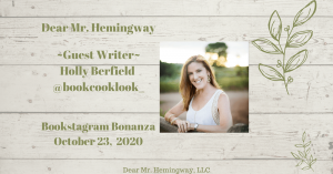 Holly Berfield Guest Writer Graphic