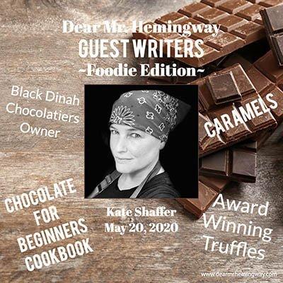 Guest Writer, Kate Shaffer