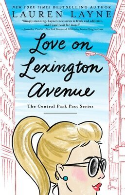Love on Lexington Avenue book cover
