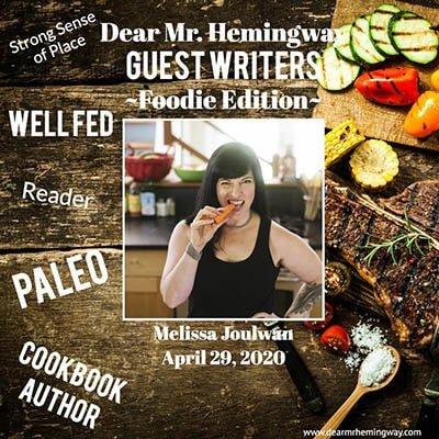 Guest Writer, Melissa Joulwan