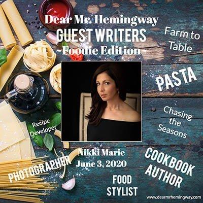 Guest Writer, Nikki Marie