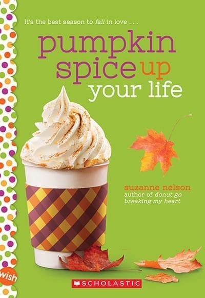 Pumpkin Spice Up Your Life book cover