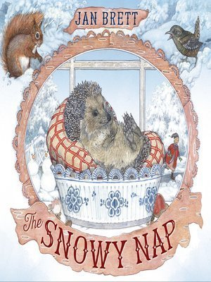 The Snowy Nap book cover