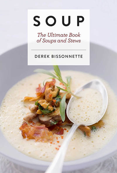 Soup: The Ultimate Book of Soups and Stews book cover