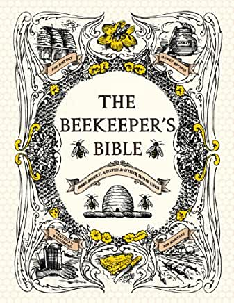 The Beekeepers Bible book cover