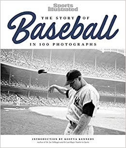 The Story of Baseball book cover