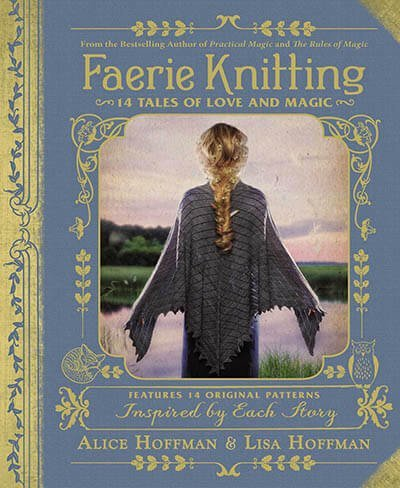 Faerie Knitting book cover
