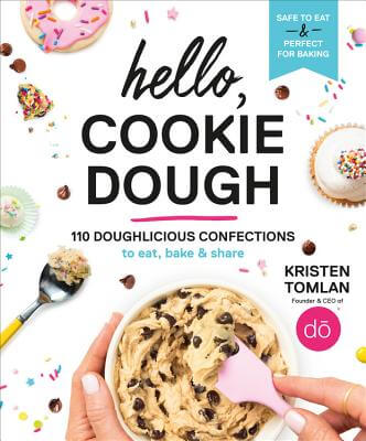 Hello Cookie Dough book cover