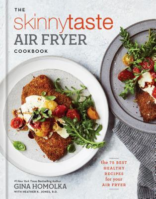 The Skinnytaste Air fryer cook book cover