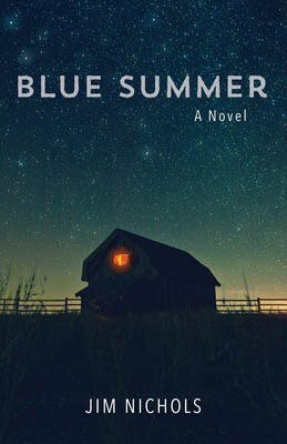 Blue Summer book cover