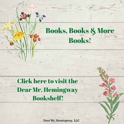 Books, Books and more books graphic