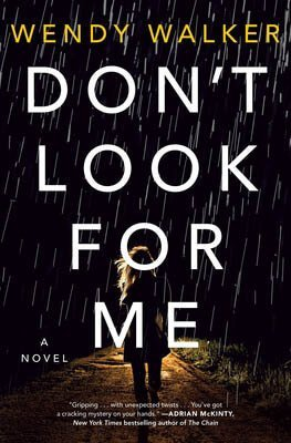 Don't Look for Me book cover