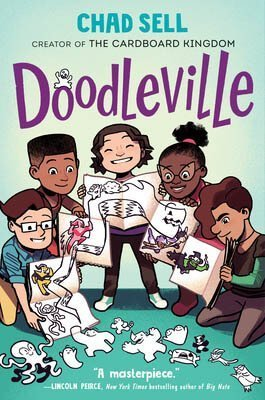 Doodleville book cover