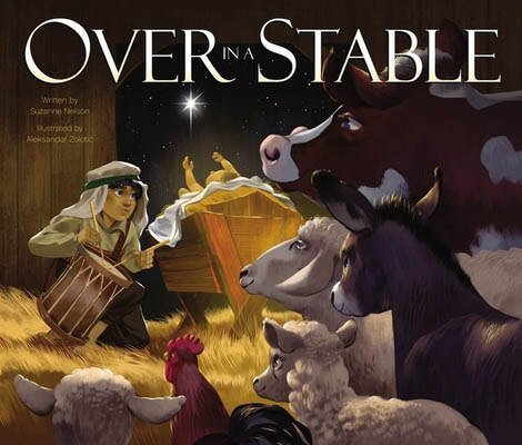 Over in a Stable book cover