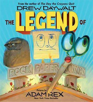 The Legend of Rock, Paper, Scissors cover