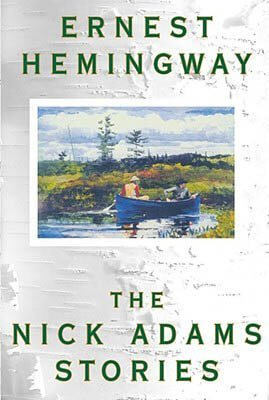 The Nick Adams Stories book cover
