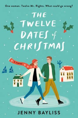 Twelve Dates of Christmas book cover