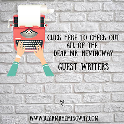 Indie Author link to other guest writer columns